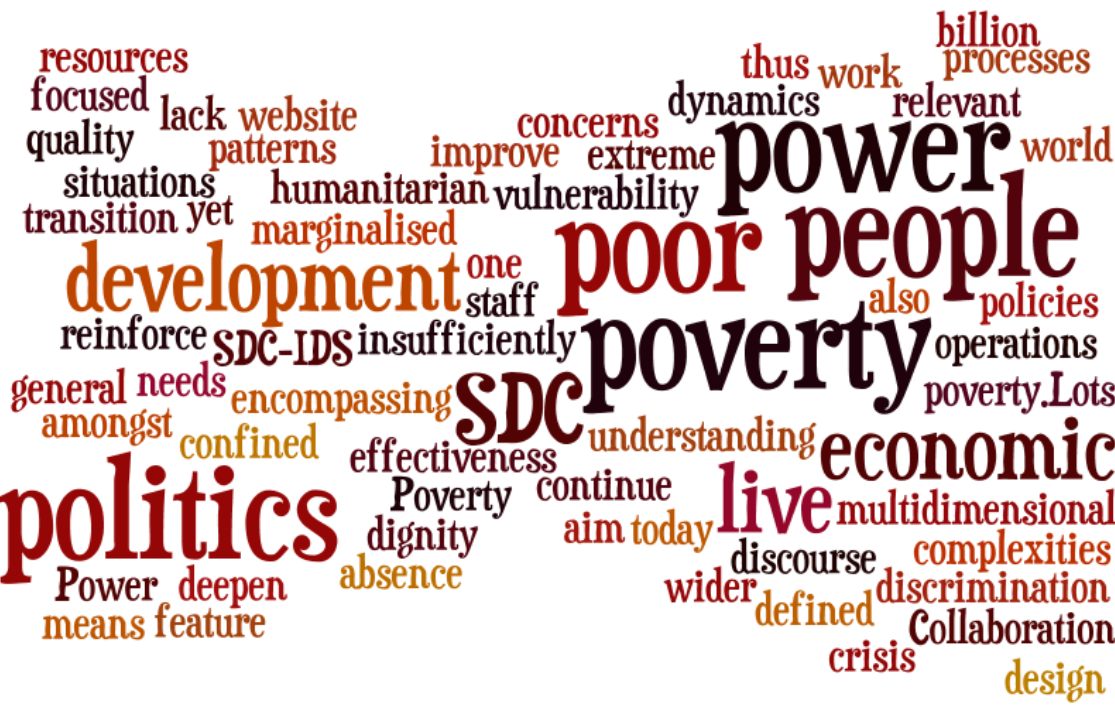 Corruption and Poverty Essay